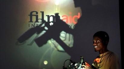 FilmAid – Projecting Hope