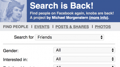 Search is Back
